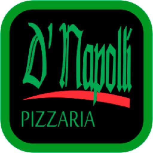 D'Napolli Pizzaria app logo