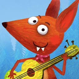 Little Fox Music Box  - Sing along fun for kids