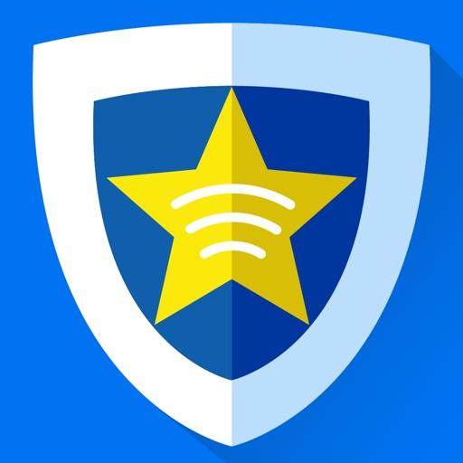 Free VPN Proxy - Star VPN & Unlimited VPN Security app logo