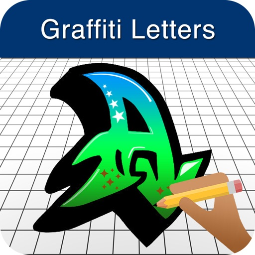 How To Draw Graffiti Letters By Chirag Pipaliya