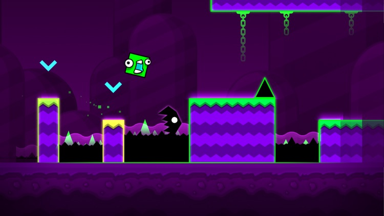 Geometry Dash World screenshot-0