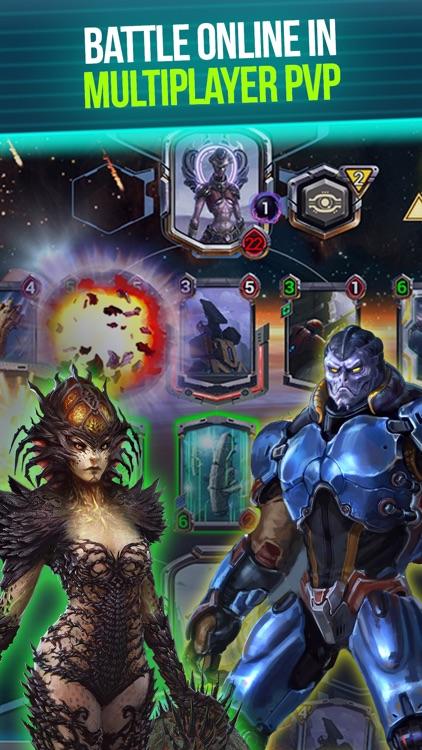 Star Crusade™ CCG screenshot-4