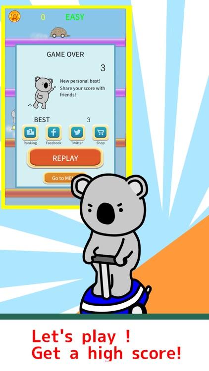 Jump Up Koala screenshot-3