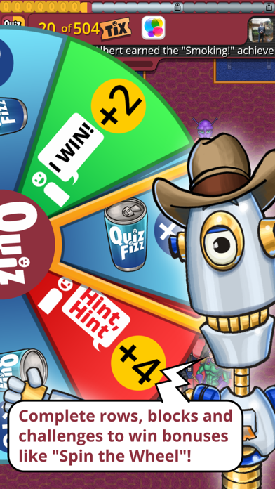 QuizTix: Movies Quiz free Tokens and Time hack