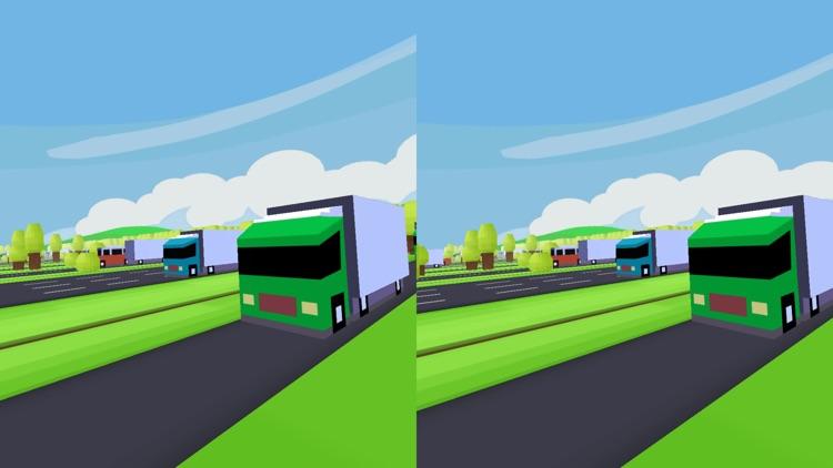 VR Street Jump for Google Cardboard screenshot-3