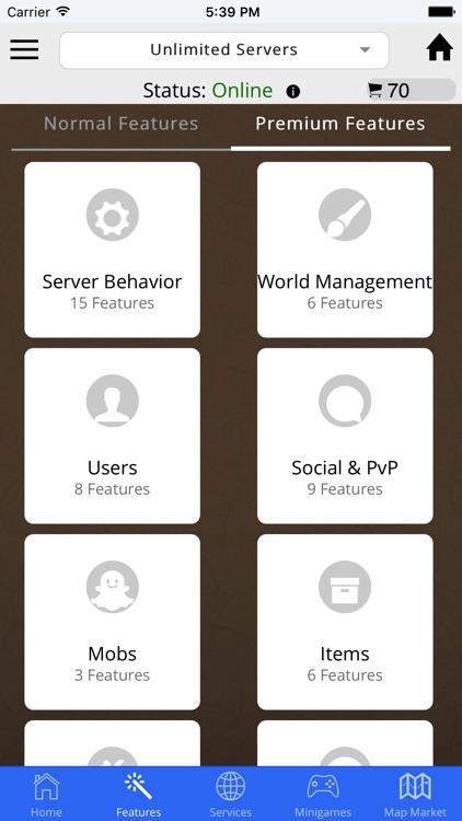 Server Maker - Multiplayer for Minecraft PE (MCPE)