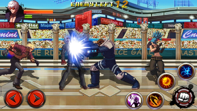 Street Combat: Free Fighting Game