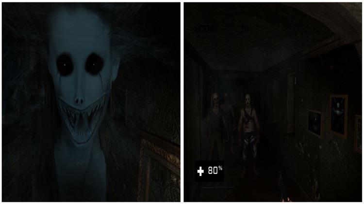 VR Haunted House 3D screenshot-3