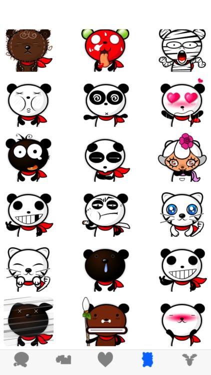 Emojis & Stickers For WeChat screenshot-3