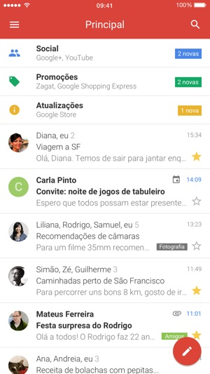 how to change email id in gmail app