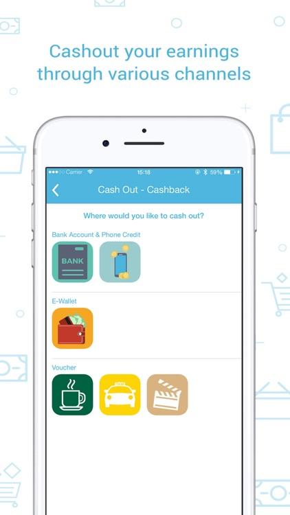Snapcart: Cashback for Receipt screenshot-3