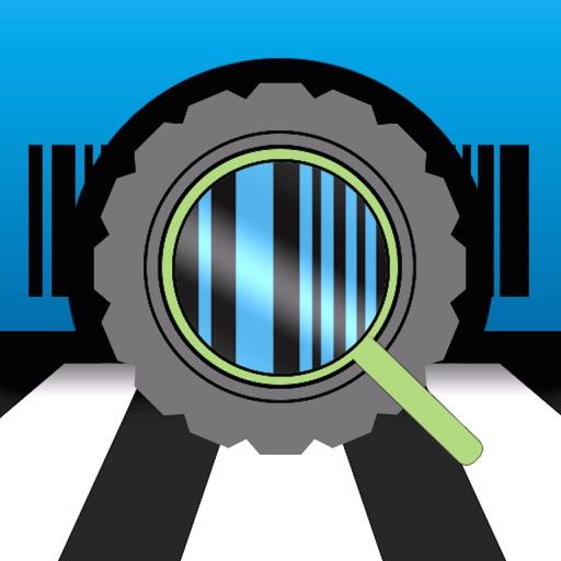 VIN проверка авто - машины дтп гибдд по вин код app logo