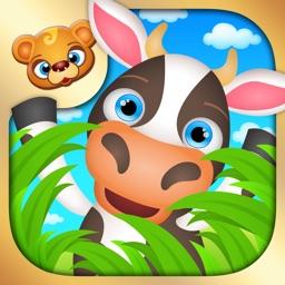 Zabawa w chowanego - Gra Edukacyjna dla Dzieci