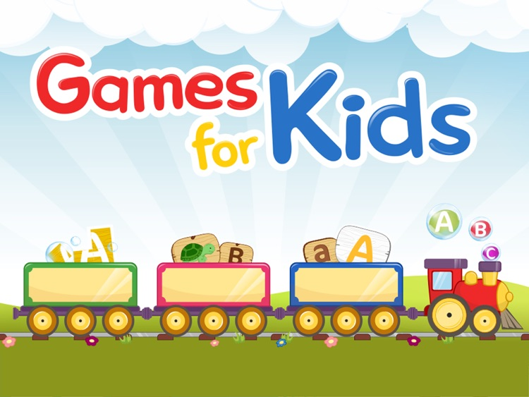 Games for Kids ABC - HD