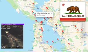 California Road Conditions and Traffic Cameras