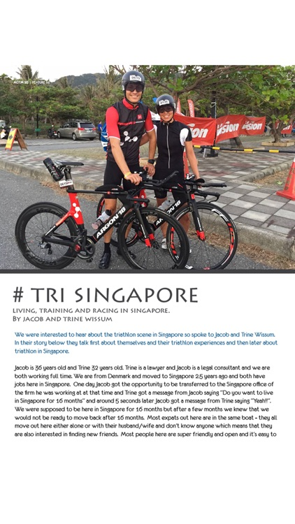 Age Group Triathlete Magazine screenshot-2