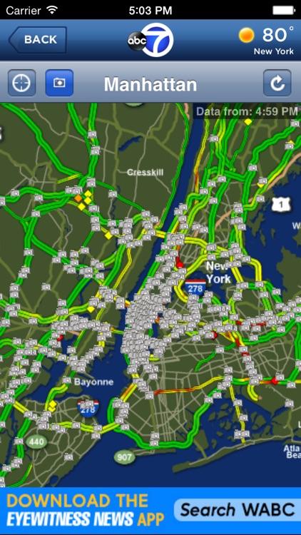 WABC Eyewitness News: NYC Weather, Traffic & More screenshot-3