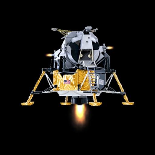 ApolloXI (XIII) Lunar Lander Simulation