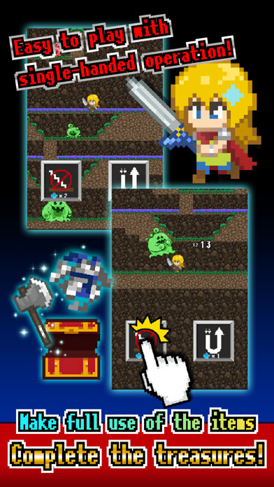 Tottoko Dungeon screenshot two