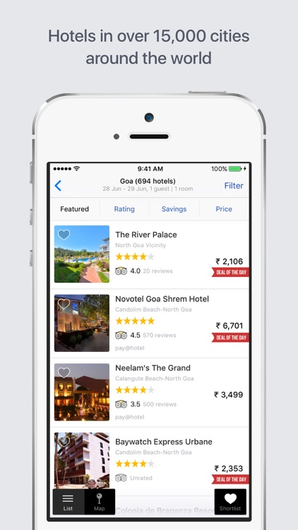 Cleartrip - Flights, Hotels, Activities, Dineout screenshot-4