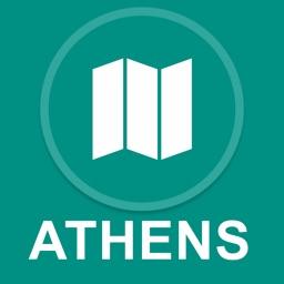 Athens, Greece : Offline GPS Navigation