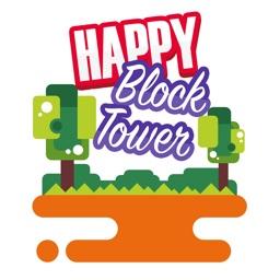 Happy Block Tower