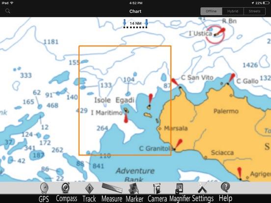 Nautical Charts