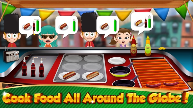 Cooking Games Burger - Kitchen Chef & Food Maker