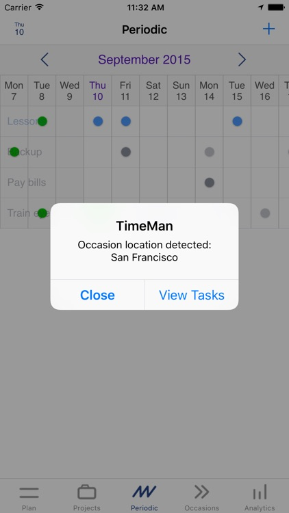 TimeMan screenshot-3