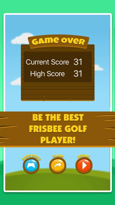 Frisbee Golf screenshot three