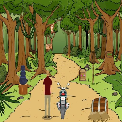 176 Forest Bike Escape 2