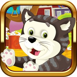 Animal Farm Points - Preschool Games