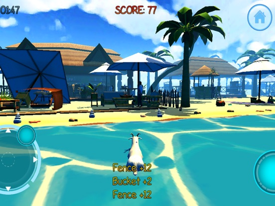 Goat Frenzy Simulator 2 : Beach Party на iPad