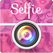 Selfie Photo Editor and Stick Timer - Cosmetic Beauty Makeover Booth, Retouch Skin, Lift Face, Add Makeup icon
