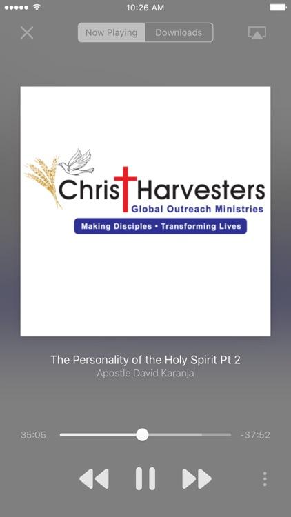 Christ Harvesters - CHMI/ USA
