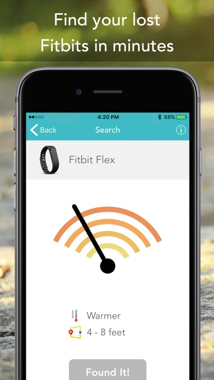 Find My Fitbit - Fitbit Finder For Lost Fitbits