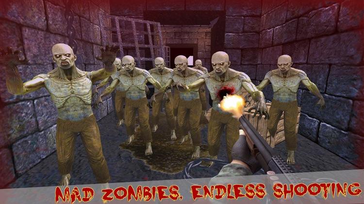 Walking Zombie Doom's Survival - Shooting Game
