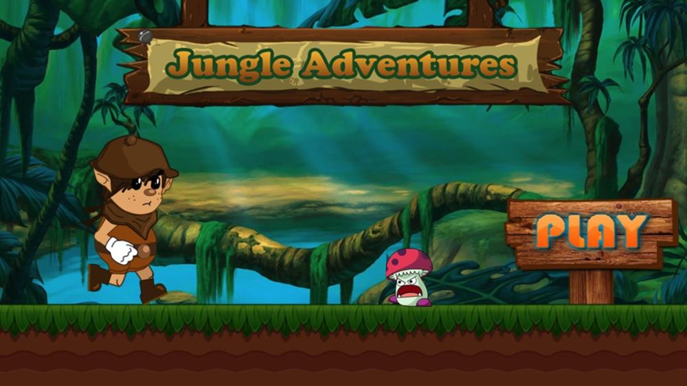 Jungle Run : Boy Adventures hack tool