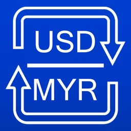 US Dollars / Malaysian Ringgits currency converter