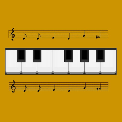 Learn Piano Notation - Train Sight Reading
