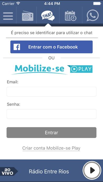 Rádio Entre Rios screenshot three