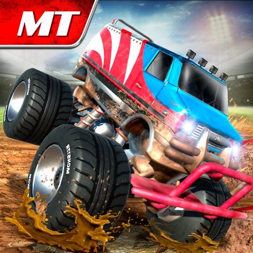 Monster Truck Arena Stunt Driver