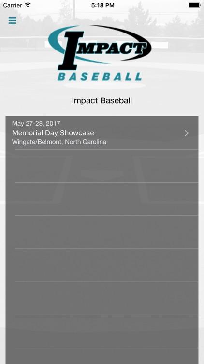 Impact Baseball