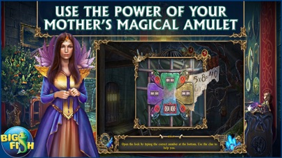 Spirits of Mystery: Family Lies - Hidden Object screenshot 3