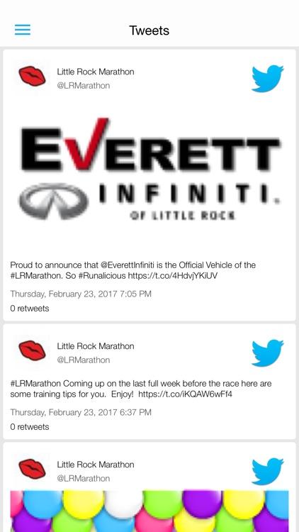 Little Rock Marathon screenshot-3