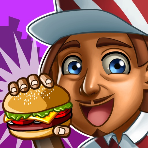 Hamburger Chef Fever: Snack Town