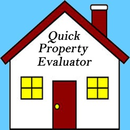 Quick Property Evaluator for iPad