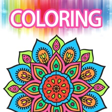 Activities of Coloring Book for Adults Mandala Color Therapy