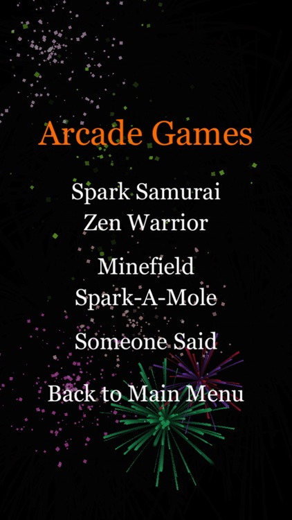 Fireworks Arcade screenshot-1