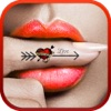 Valentine.s Tattoo -Add Artwork Sticker.s To Photo Reviews